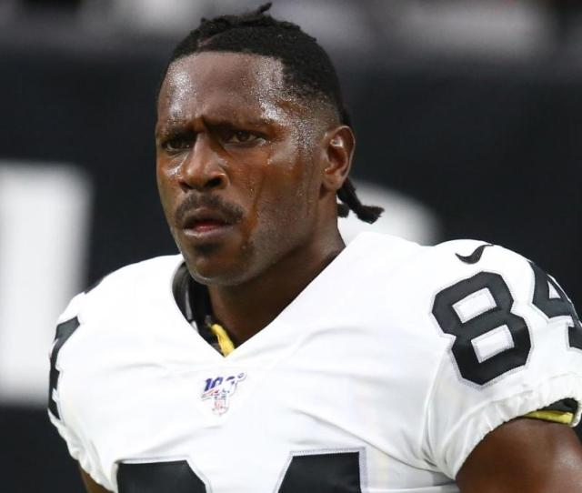 Antonio Browns Grievance Against The Raiders To Be Heard By An