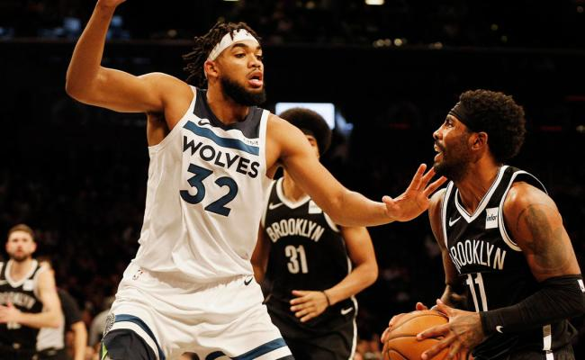 Karl Anthony Towns Is Here To Dominate And The Wolves