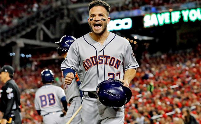 Astros Vs Nationals Score World Series Tied As Houston