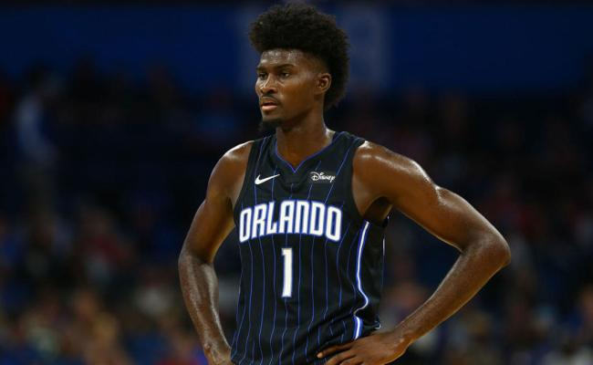 Jonathan Isaac Suffers Ankle Injury During Jersey