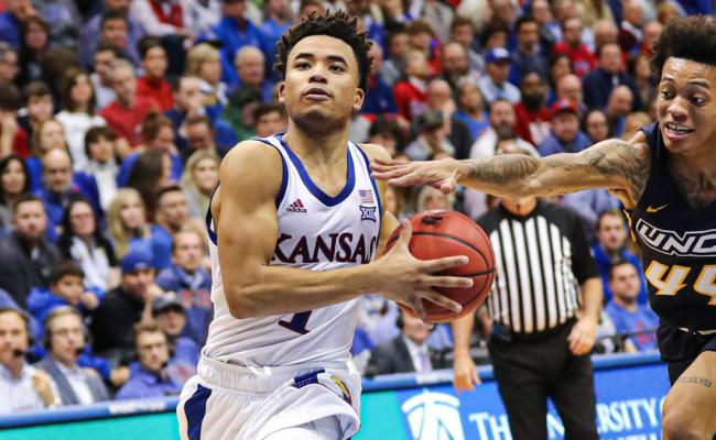 College Basketball Rankings Kansas Takes Over No 1 In Ap