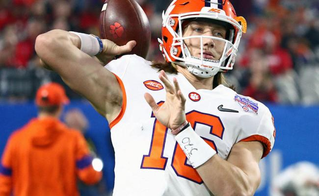 2020 National Championship Game Odds Spread Clemson Vs