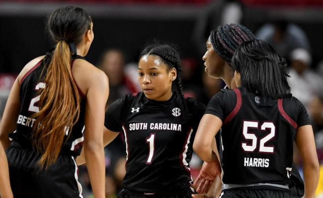 Women S College Basketball Power Rankings South Carolina