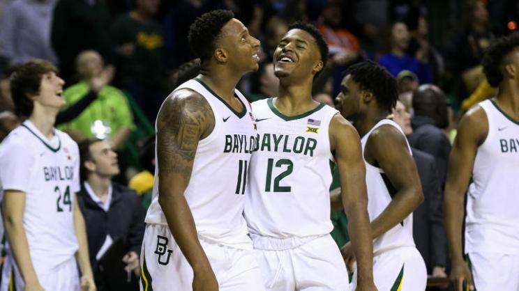 NCAA Basketball: Butler at Baylor