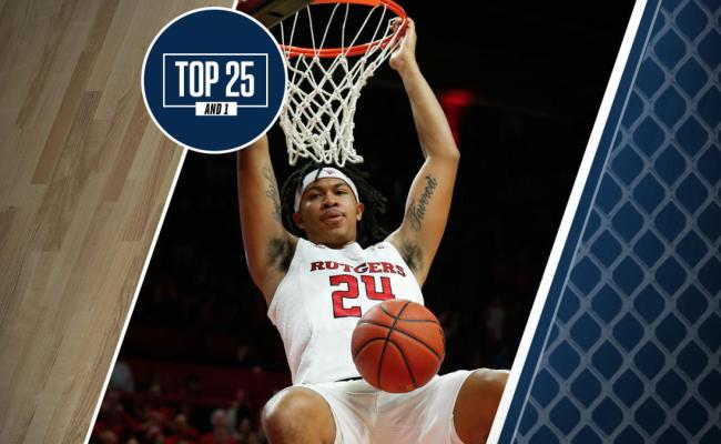 College Basketball Rankings Will Rutgers Be Ranked In The