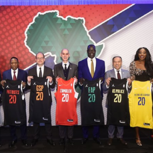 TheBig Business of the NBA Goes to Africa