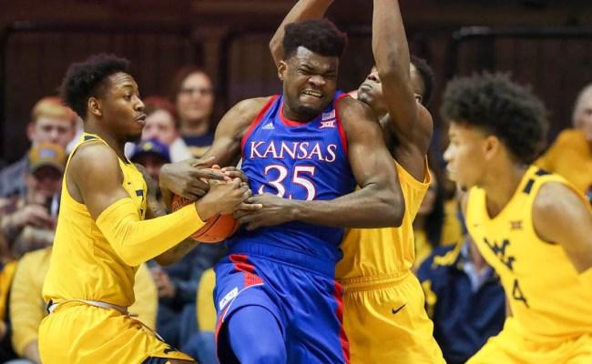 College Basketball Rankings Kansas Takes Over No 1 Spot