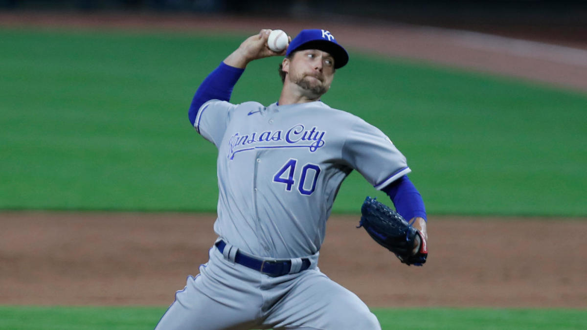 MLB trade deadline: Padres acquire Royals closer Trevor Rosenthal in exchange for prospects
