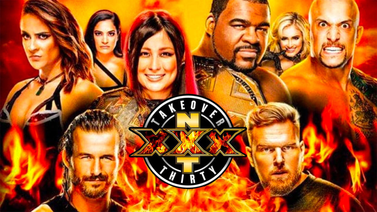 The 21/22 uefa champions league is underway. WWE NXT TakeOver: 30 results -- Live updates, recap