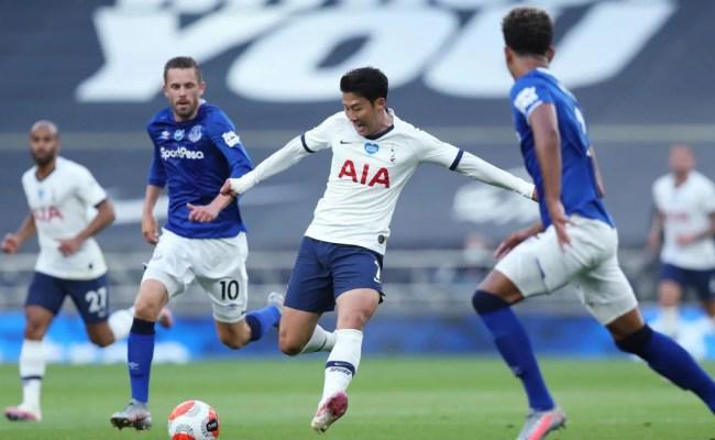 Tottenham Hotspur Vs Everton - Cuitan Dokter