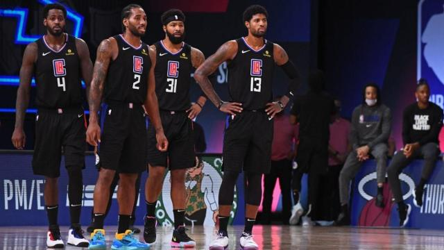 Clippers' collapse in Game 7 another reminder they're still who they've  always been - CBSSports.com