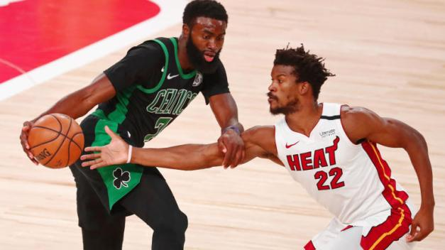 The Boston Celtics Handle The Heat In Game 3 But Can They Keep It Up?