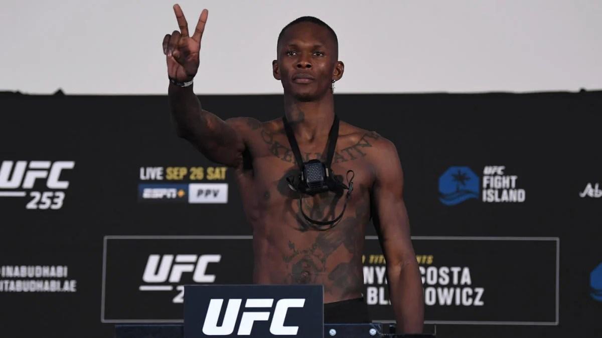 UFC 253 start time — Israel Adesanya vs. Paulo Costa: Live stream, fight card, prelims, PPV price, TV channel