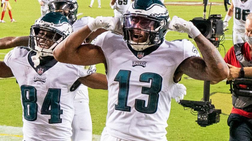 Who is Travis Fulgham? A look into the Eagles' breakout wide receiver and  how he landed in Philadelphia - CBSSports.com