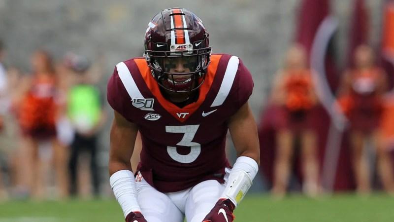 2021 NFL Mock Draft: Panthers Select Caleb Farley at No. 8 - CBSSports.com