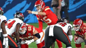 Total NFL wins, set odds for all 32 teams ahead of the opening season of 17 games: Chiefs, Bucs at the top