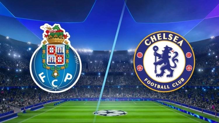 FC Porto vs. Chelsea: Live stream Champions League on ...