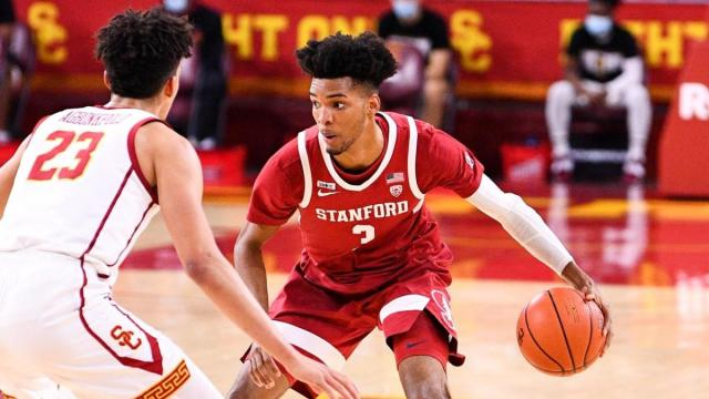 2021 NBA Draft: Stanford forward Ziaire Williams declares after freshman  season as potential lottery pick - CBSSports.com