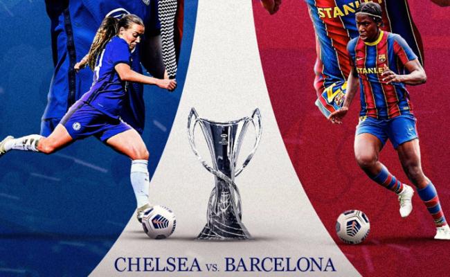 Chelsea Barcelona Live Stream