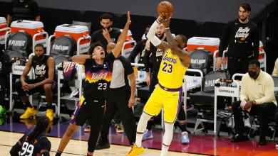 NBA Star Power Index: LeBron James and his filthy fadeaways; Luka Doncic has Clippers in a torture chamber