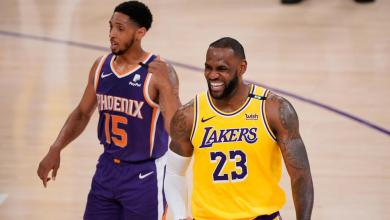 Lakers vs. Suns score, takeaways: LeBron James, Anthony Davis fuel Los Angeles to Game 3 win, 2-1 series lead