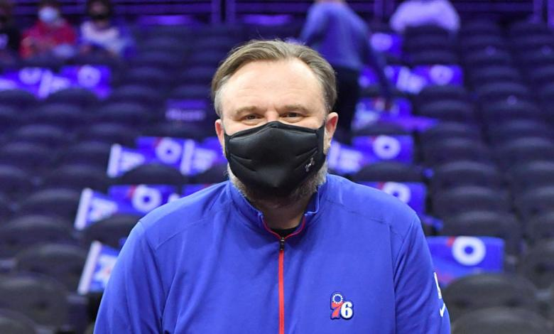 Daryl Morey on top-seeded 76ers falling short in playoffs: 'We didn't have quite good enough players'
