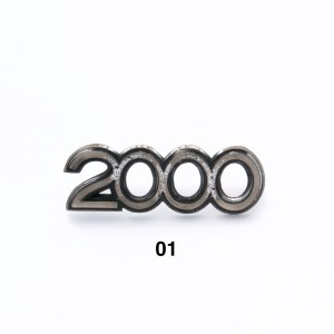 2000 Emblems Image