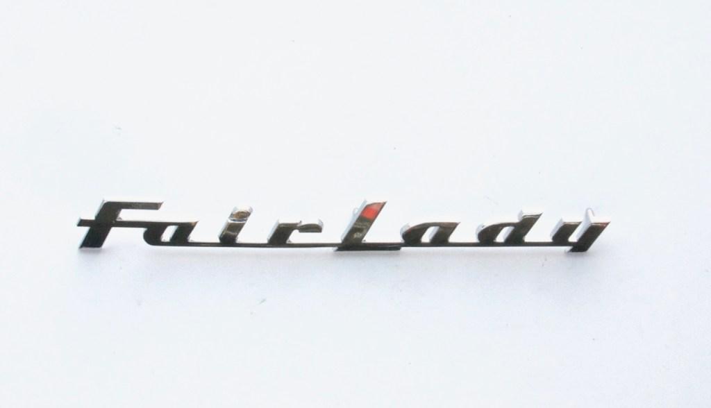 FairLady Emblem Image