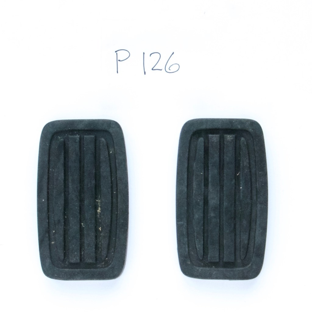 Pedal Pad Rubber Image