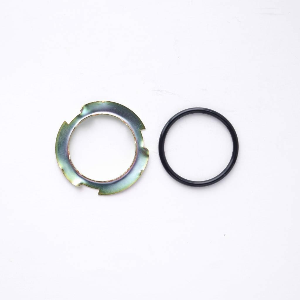 O-ring & Lock Plate Image