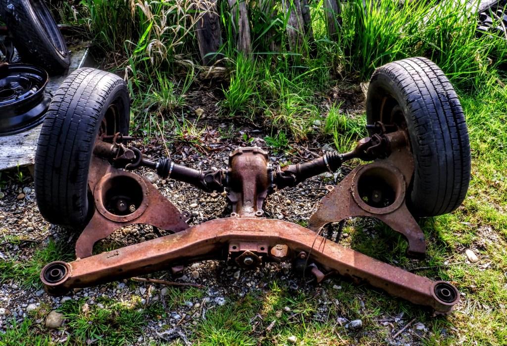 510 rear Axle Image