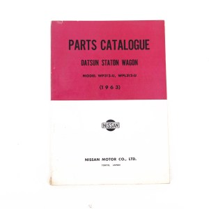 WP(L)312-U Parts Catalog Image