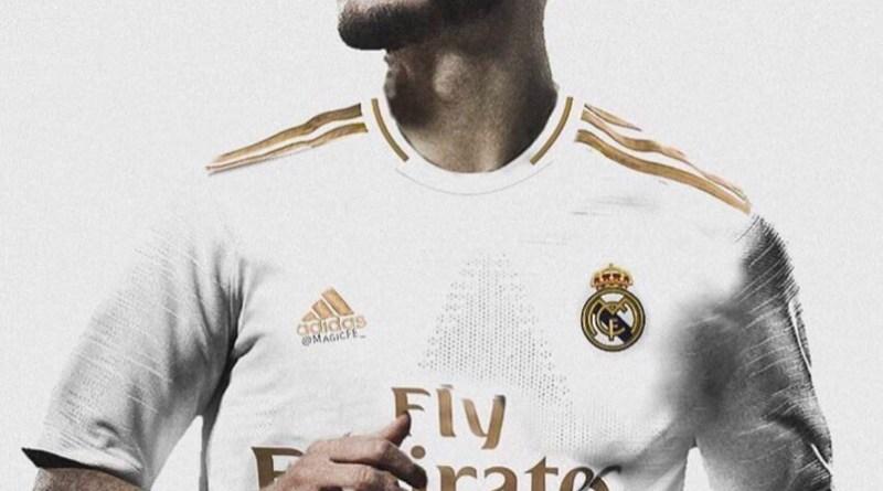 Eden Hazard au Réal Madrid c'est fait
