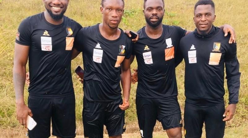 Transferts : Junior Mfede ,Kevin assiga sont a Eding spor  , Zoua négocie