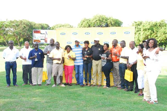 Group photograph of winners with Mr Serame Taukobong(middle),CEO of MTN (10)