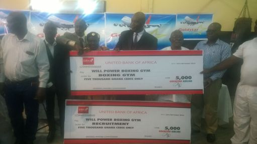 Goldstar airline sto Will Power gym