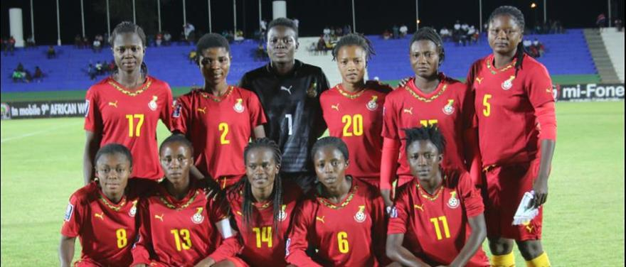 Black Queens at Africa Cup