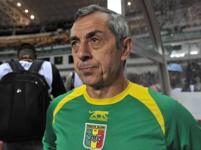 Alain Giresse Senegal coach