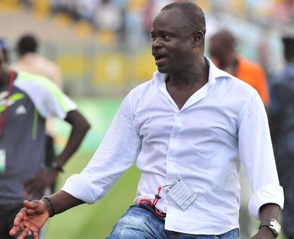 Coach Prince Owusu