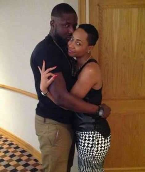Elikem and Big Brother Africa lover, Pokello