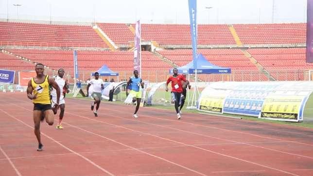 Ghana's fastest man 2