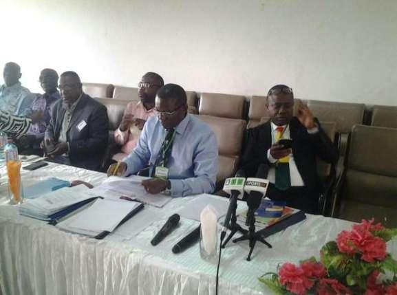 Nyantakyi at GFA congress
