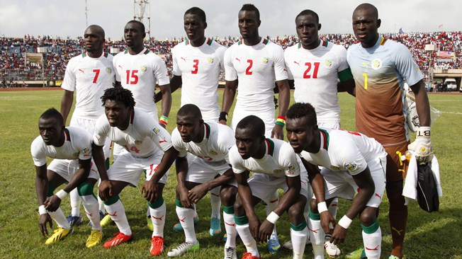 Senegal name squad