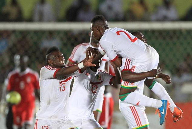 Calude Leroy's Congo Red Devils gained more points in the group phase