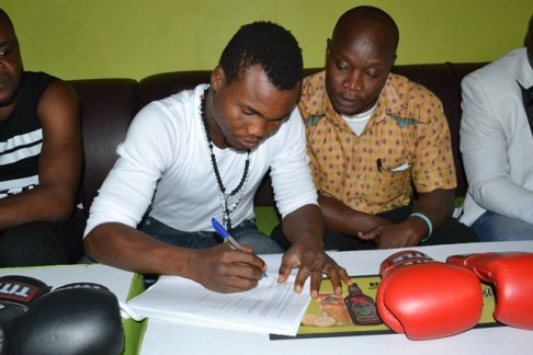 George Ashie signs 3 year Reinsports deal