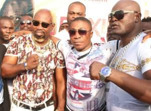 Powers, Bunku and the Dep CEO of Joy Dadi