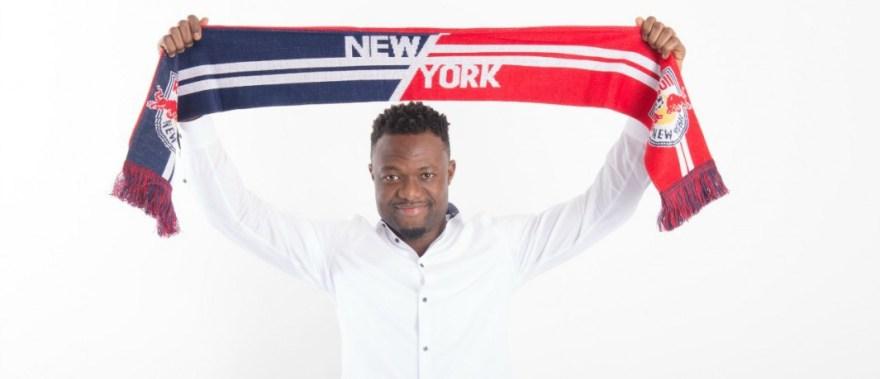 Gideon Baah at New York Red Bulls