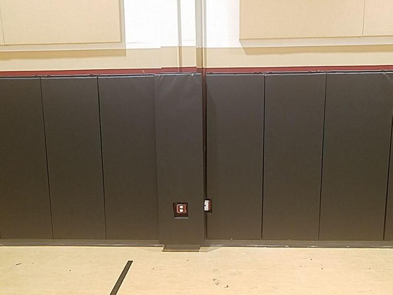 sports-installer-column-pad-custom-cutout