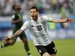 Soccer World Cup 2018 Argentina vs Nigeria: News, Schedule, Match Result.