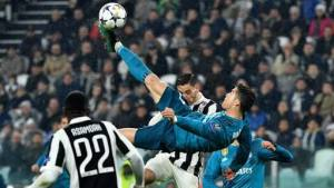 FIFA / Salah was entitled to win the Best Goal Award, but my goal was better than that: Ronaldo